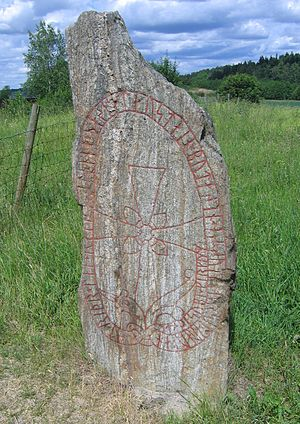 Broby bro Runestones - U 136