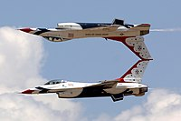 U S Air Force Thunderbirds