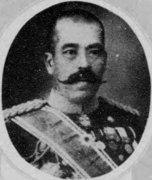 Uchiyama Kojirō - General Uchiyama Kojirō