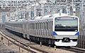 Ueno tokyo line limited rapid E531.JPG