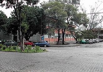 Alagoas - Federal University of Alagoas in Maceió.