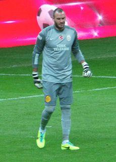 Ufuk Ceylan Turkish professional football goalkeeper