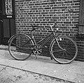 Uitvinder die een opvouwbare fiets bouwde, Bestanddeelnr 900-6254.jpg