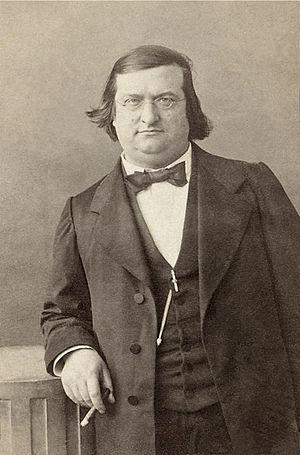 Louis Ulbach - Louis Ulbach, ca. 1865