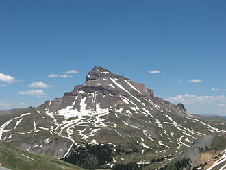 San Juan Mountains - Uncompahgre Peak