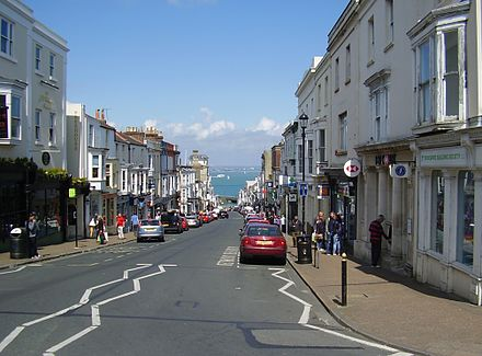 Union St Union St, Ryde, IW, UK.jpg