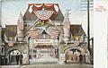Union Stock Yards, Chicago, Illinois, circa 1901-1907.jpg