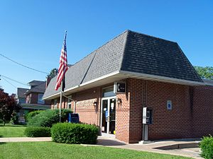 Millersville, Pennsylvania - Post office in Millersville
