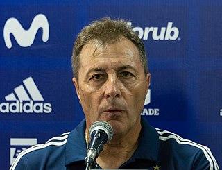 Frank Darío Kudelka Argentinian association football manager