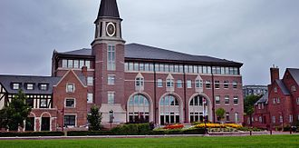Sturm College of Law - Image: University of Denver Sturm College of Law