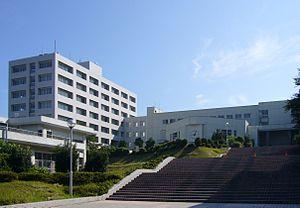 University of Toyama - Sugitani Campus