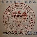 Uniwersytet Wrocławski im. Bolesława Bieruta pieczęć 01.jpg