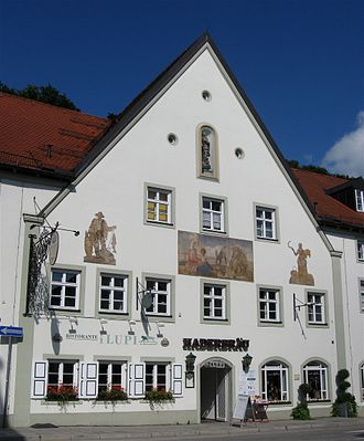 Wolfratshausen - Haderbräu Wolfratshausen