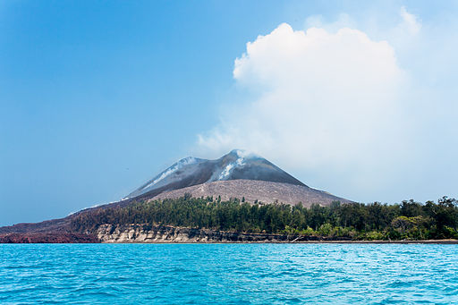 Uprising-mt anak krakatau