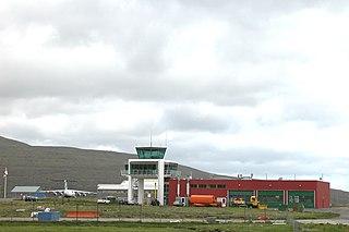 Vágar Airport airport in the Faroe Islands