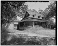 VIEW TO NORTHEAST. - Lila Farm, House, E808 State Highway 54, Plover, Portage County, WI HABS WIS,49-PLOV.V,1A-2.tif
