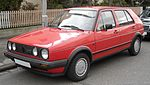 VW Golf II GTD front 20090309.jpg