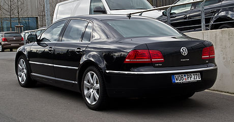 volkswagen phaeton wikip dia. Black Bedroom Furniture Sets. Home Design Ideas