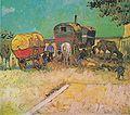 Van Gogh - Zigeunerlager mit Pferdewagen.jpeg
