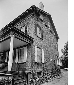 Van Wagenen House - Image: Van Wagenen House 2