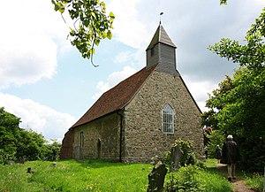 Vange - Image: Vange Church