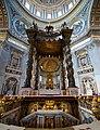 Vatican Basilique Saint-Pierre Baldaquin du Bernin 01.jpg
