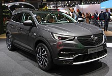 opel grandland x wikipedia. Black Bedroom Furniture Sets. Home Design Ideas