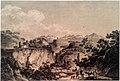 Veduta dei dintorni di Girgenti, l'antica e celebre città di Agrigento.jpg