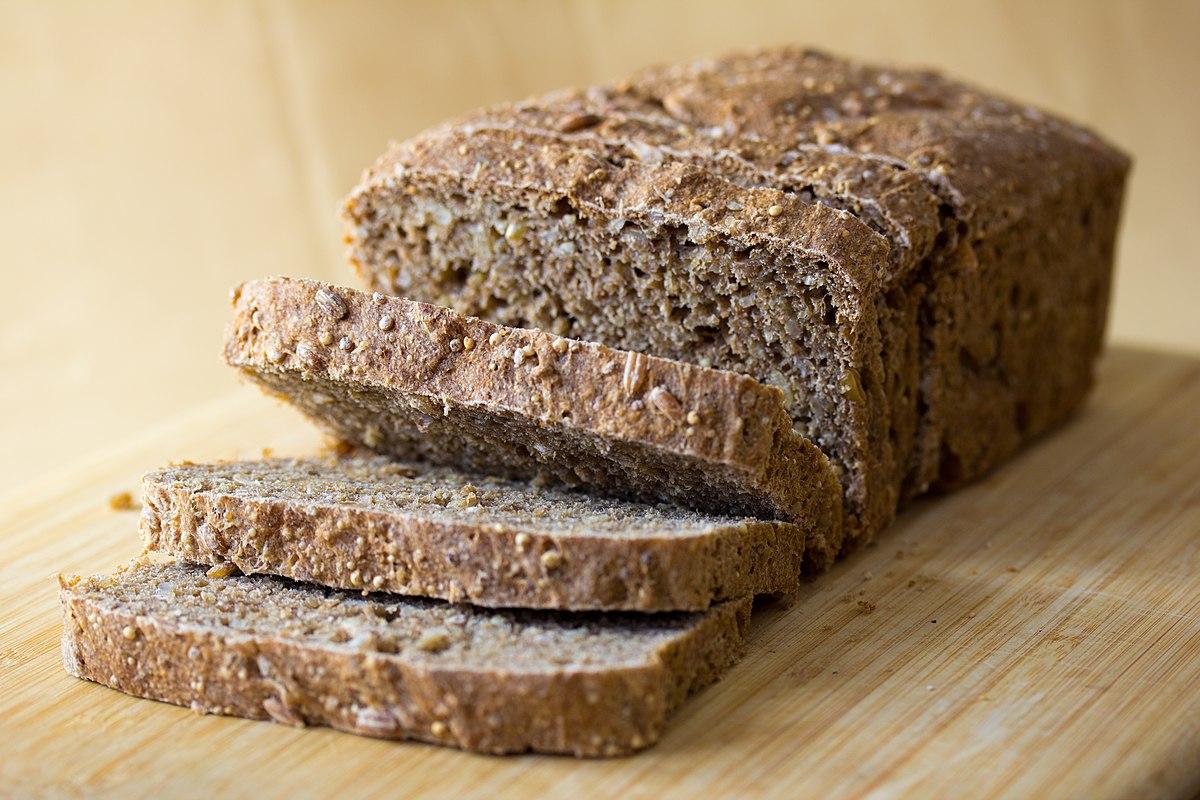pan de centeno integral para dieta