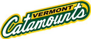 Vermont Catamounts men's basketball - Image: Vermont Athletics wordmark