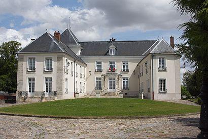 Comment aller à Verneuil L'Etang en transport en commun - A propos de cet endroit