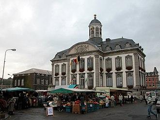 Verviers - Image: Verviers hotel de ville