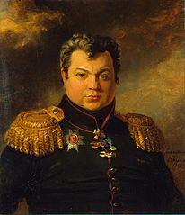 Portrait of Gavriil P. Veselitsky (1774-1829)