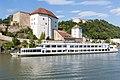 Veste Niederhaus samt Schiff -Passau-, Passau, 07.07.2018.jpg