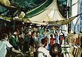 VietnamCombatArtCAT08JamesRDrakeSaturdayUptown.jpg