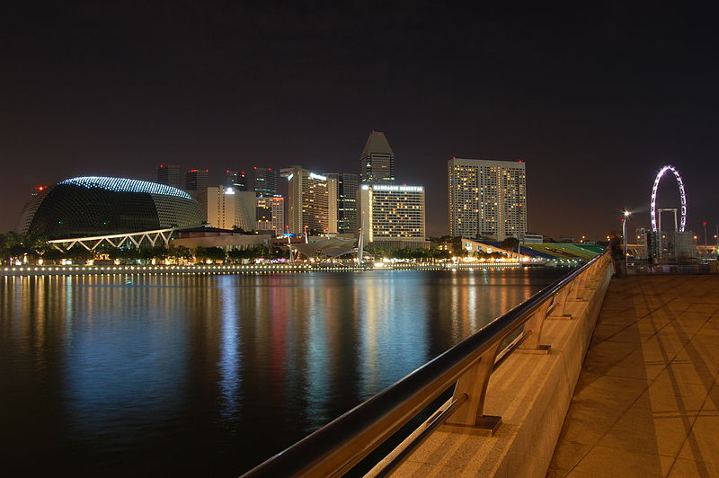 File:View of Marina Bay From One Fullerton (5186847857).jpg