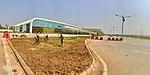 Vijayawada Airport Exterior Panorama.jpg