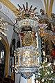 Villach Maria Gail Pfarrkirche Zu Unserer Lieben Frau Kanzel 12012008 5863.jpg