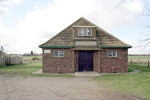 Twenty, Lincolnshire - Image: Village Hall, Twenty geograph.org.uk 128423
