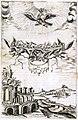 Vilnia, Radzivił. Вільня, Радзівіл (C. Götke, 1666).jpg