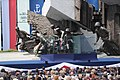 Visit of the US President Donald Trump in Poland Warsaw Uprising Monument.jpg