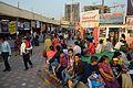 Visitors - 38th International Kolkata Book Fair - Milan Mela Complex - Kolkata 2014-02-09 8780.JPG