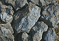 Vivianite, Fe3(PO4)2.8H2O - geograph.org.uk - 460815.jpg