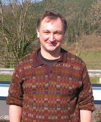 Vladimir Voevodsky - Voevodsky in 2011