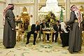 Vladimir Putin in Saudi Arabia 11-12 February 2007-8.jpg