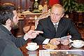 Vladimir Putin with Brice Fleutiaux-1.jpg