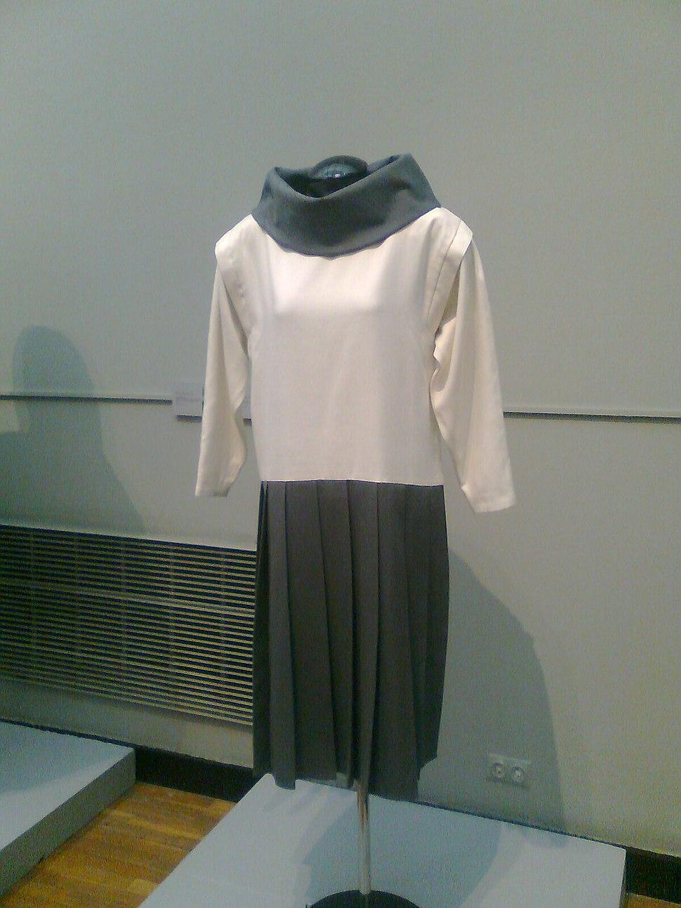 Vladimir Tatlin's dress design