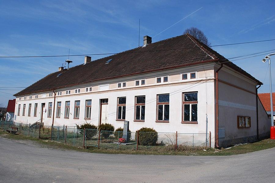 Vlkov (Tábor District)