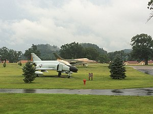 Volk Field Air National Guard Base - Image: Volk Air Park