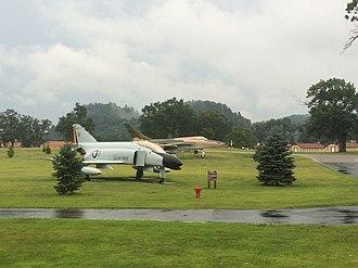 Volk Field Air National Guard Base - Image: Volk Air Park